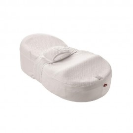 Cocoonababy Blanc + drap housse Red Castle