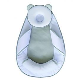 Candide Cale bébé panda pad air + blanc/gris