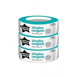 Recharge Sangenic Simplee x3 - TOMMEE TIPPEE