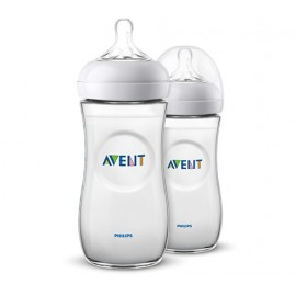 Biberon Natural 330 ml AVENT (x2)