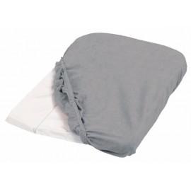 Housse de matelas à langer gris CANDIDE