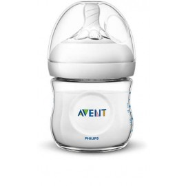 Biberon Natural 125 ml AVENT (x1)