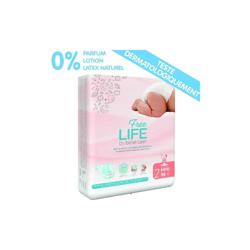 Couches Premium Mini 3-6 kg FreeLife
