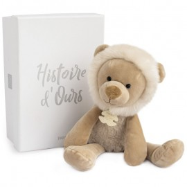 Peluche Sweety Chou Lion Histoire d'Ours
