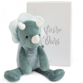 Peluche Sweety Chou Dinosaure Histoire d'Ours