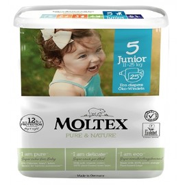 Couches 11-25 Kg (x26) Moltex