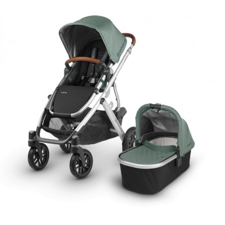 Poussette VISTA 2 + nacelle - Uppababy
