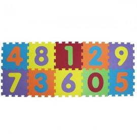 Tapis Basic chiffres LUDI