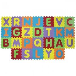 Tapis basic lettres LUDI