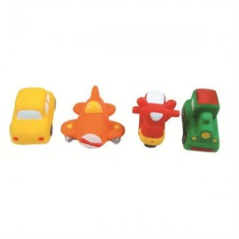 Lot de 4 aspergeurs Transport LUDI
