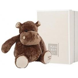 Hippo assis moyen modèle - HISTOIRE D'OURS