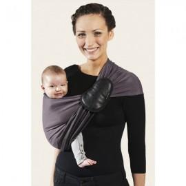 La petite echarpe sans noeud Je porte mon bébé