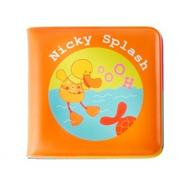Nicky splash livre de bain Lilliputiens