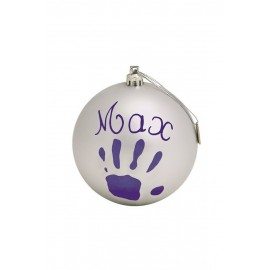 Boule de Noël Baby Art Baby To Love