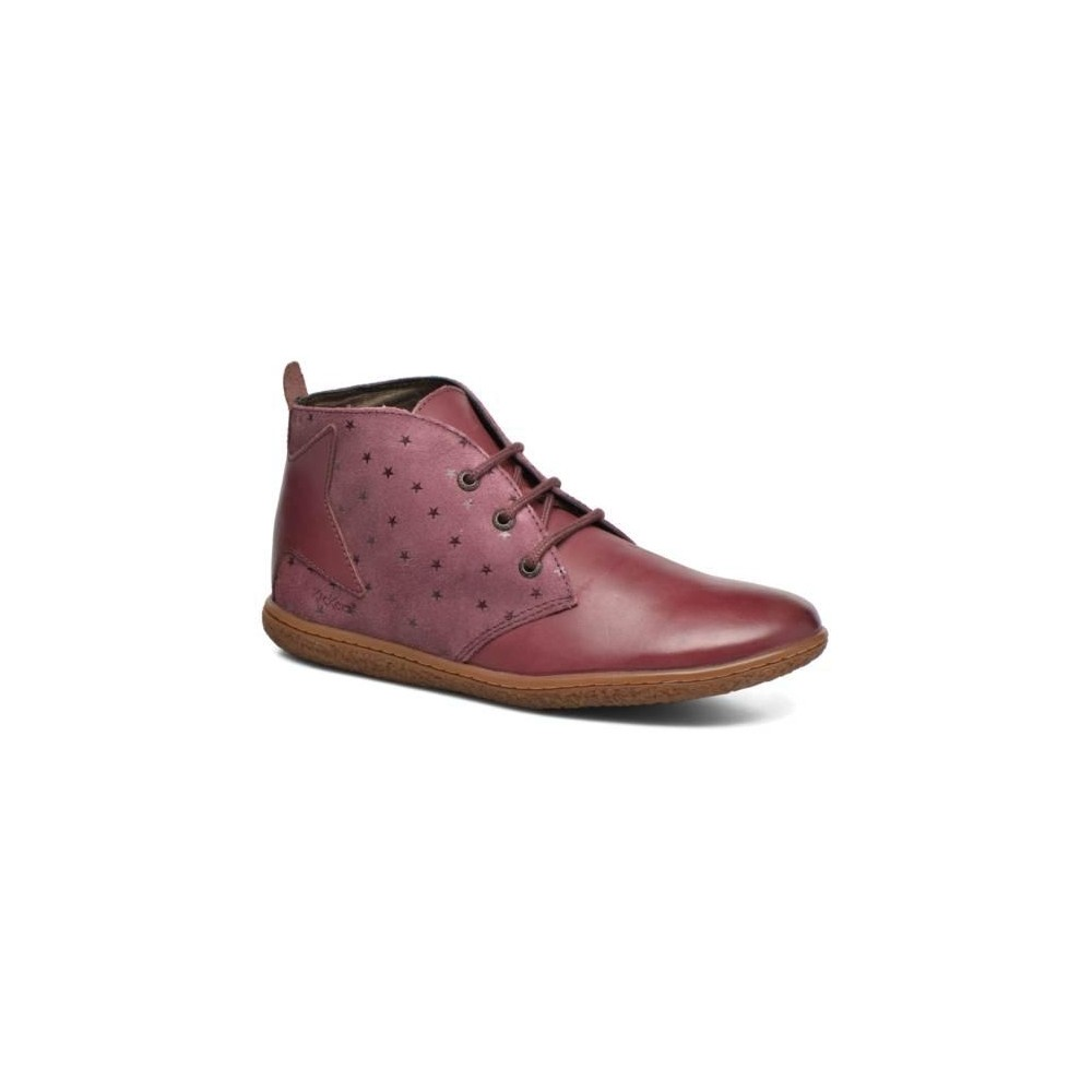 Chaussures Verblue rose Kickers