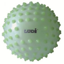Balle sensorielle phosphorescente Ludi