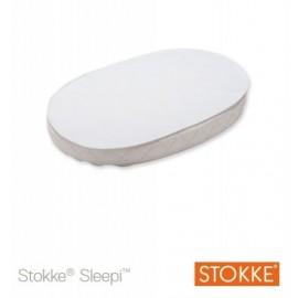 Alèse pour matelas bébé Mini Sleepi Blanc Stokke