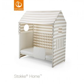 "Tente tissu lit ""Home"" Stokke"
