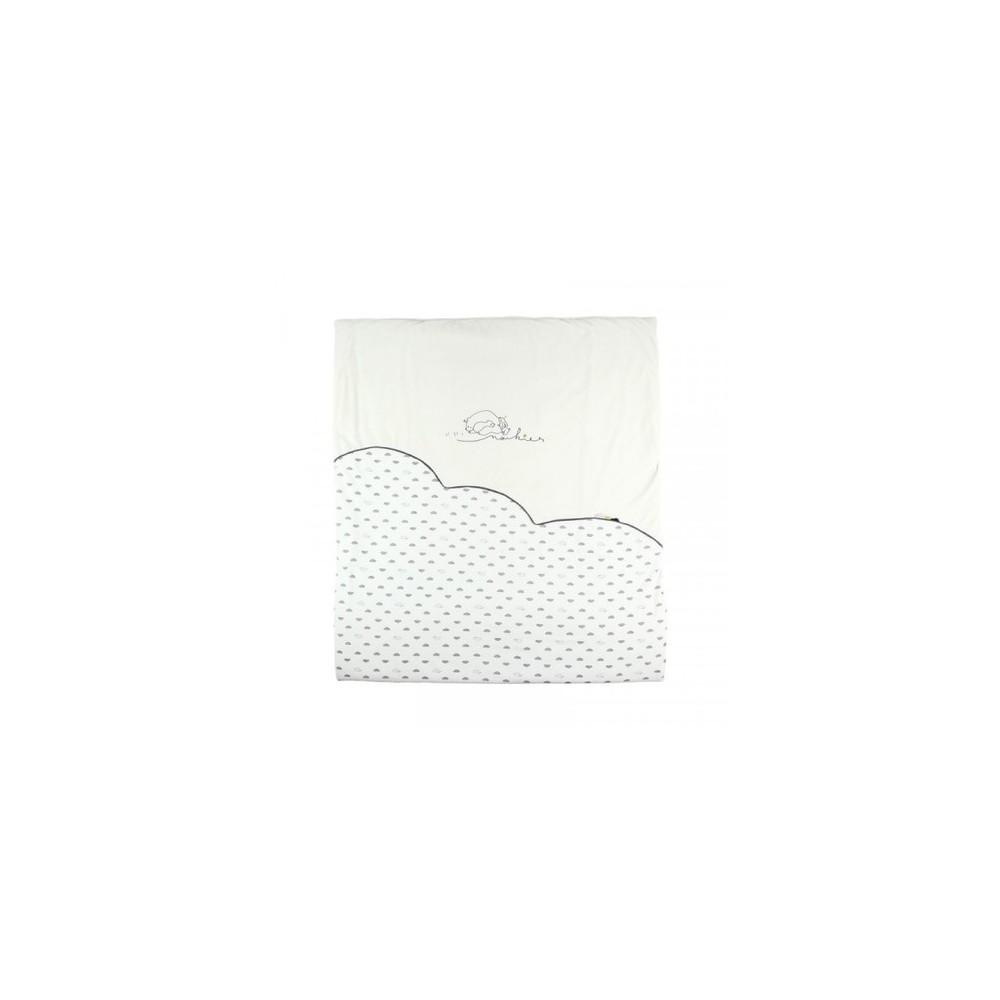 Couverture veloudoux Timeless 100 x140 Noukie's