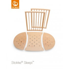 Extension de lit Sleepi mini berceau STOKKE