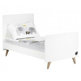 Little Big Bed 70x140 cm Evolutif Oslo Sauthon